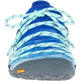 Merrell Vapor Glove 4 3D Shoes Dame aqua/surf